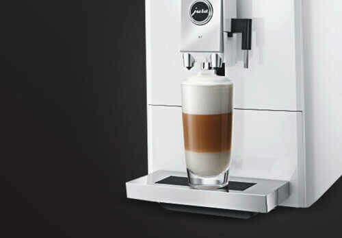 Jura, Cremesso - Kávézás