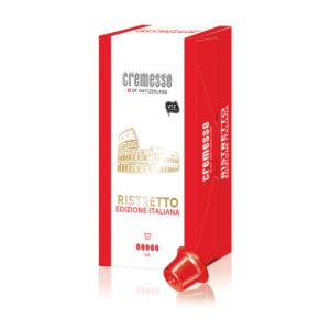 Cremesso Ristretto Edizione Italiana kávékapszula 16 db