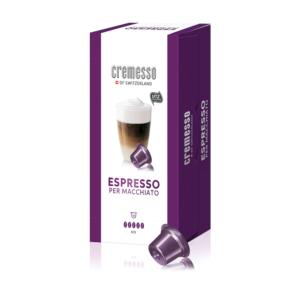 Cremesso Espresso Per Macchiato kávékapszula 16 db