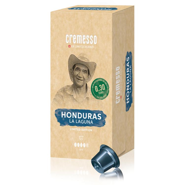 Cremesso La Laguna kávékapszula 16 db
