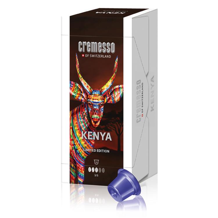 Cremesso Limited Edition Kenya 16 db
