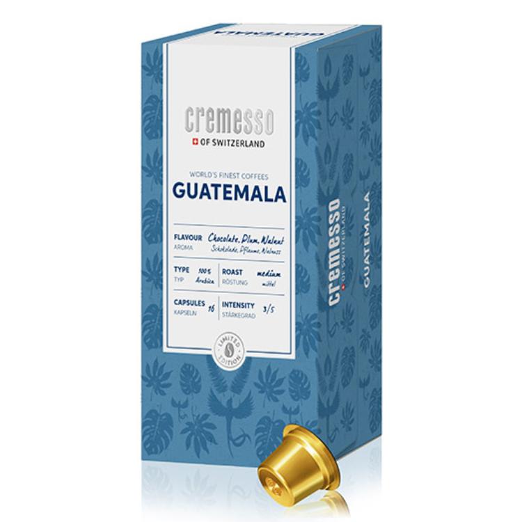Cremesso Guatemala Limited Edition kávékapszula 16 db