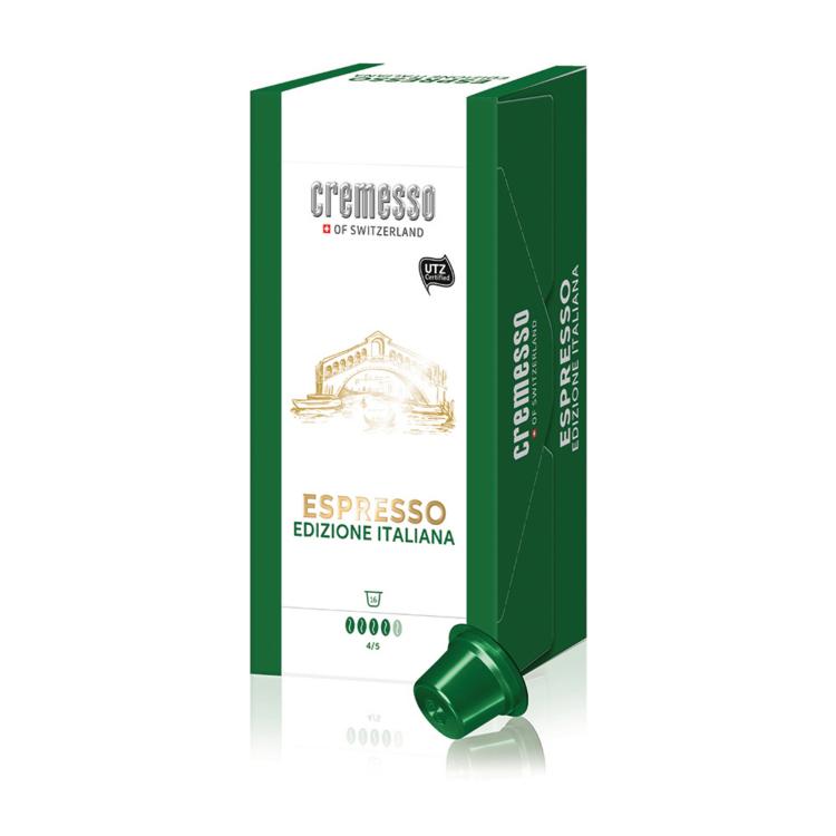 Cremesso Espresso Edizione Italiana kávékapszula 16 db