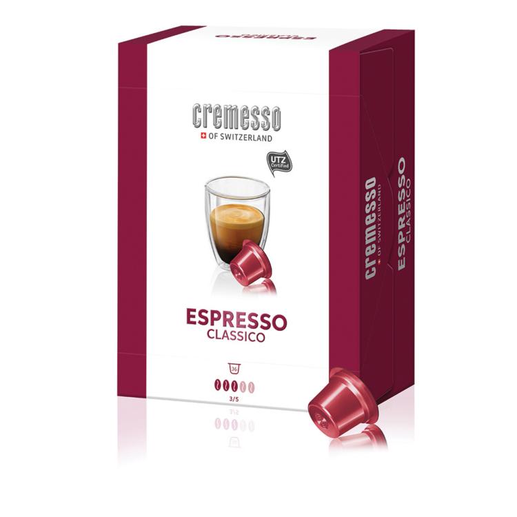 Cremesso Espresso XL box kávékapszula 36 db