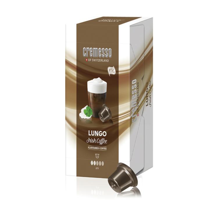Cremesso Lungo Irish Coffee kávékapszula 16 db