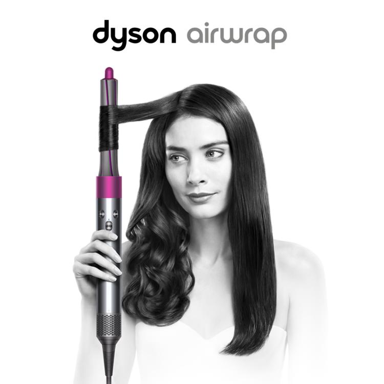 Dyson Airwrap™ Complete Long hajformázó (Fuchsia)