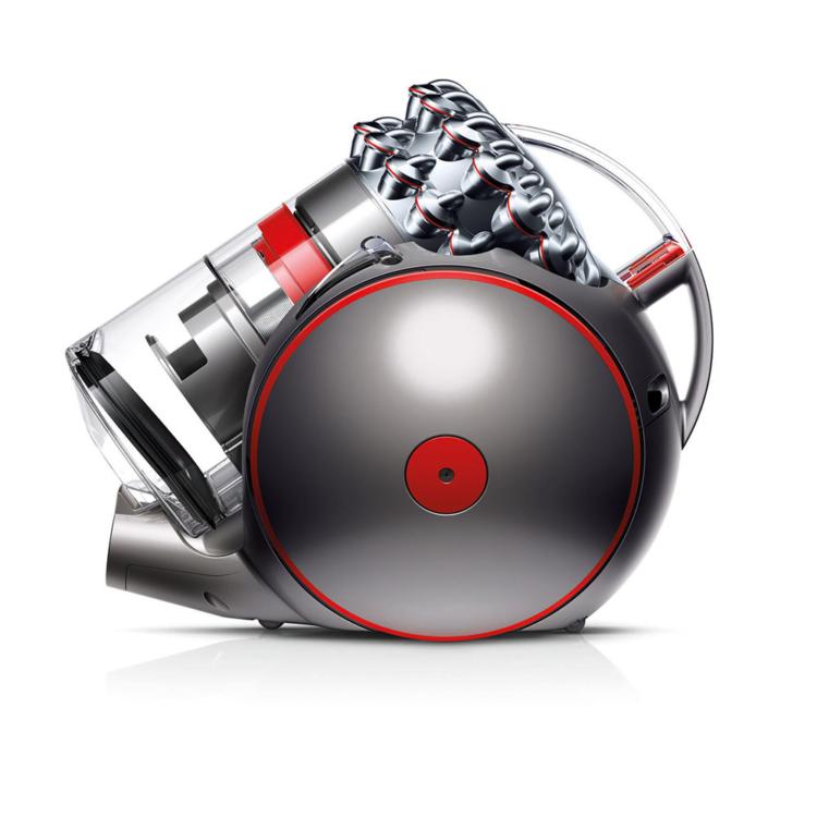 Dyson Cinetic Big Ball Absolute 2 porzsák nélküli porszívó ezüst