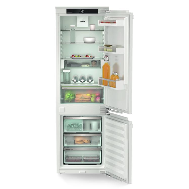 Liebherr ICNe 5133 Plus Integrálható kombinált hűtő-fagyasztó