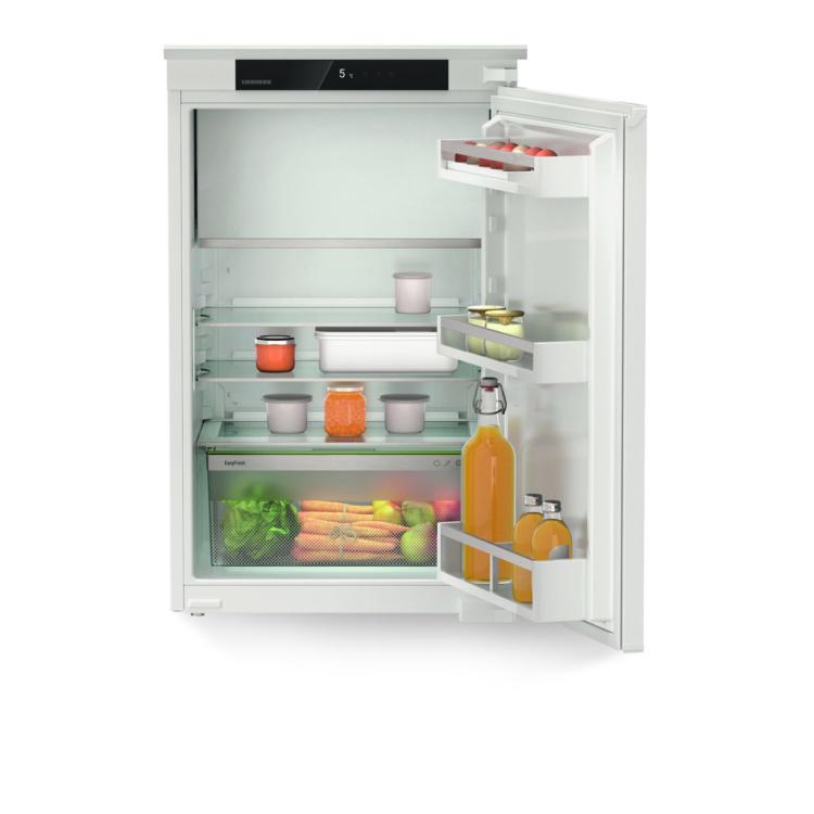 Liebherr IRf 3901 Pure Integrálható beépíthető hűtőszekrény EasyFresh funkcióval