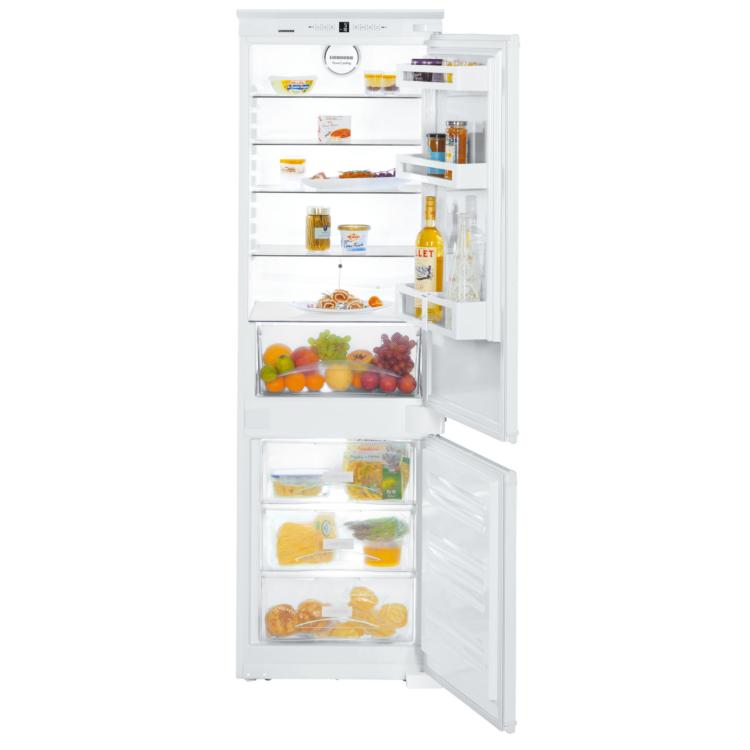 Liebherr ICS 3324-20 beépíthető fehér kombinált hűtőszekrény