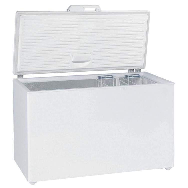 Liebherr GT 4932 Comfort szabadonálló fehér StopFrost fagyasztóláda A++ 91,5 / 137,8 / 80,9 cm 445L