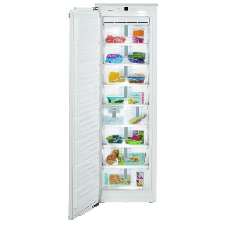 Liebherr SIGN 3576 Premium beépíthető fehér NoFrost fagyasztószekrény A++ 177,2-178,8/56-57/55 cm 209L