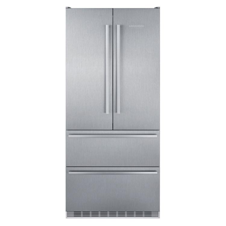 Liebherr CBNes 6256 PremiumPlus szabadonálló inox hűtőszekrény