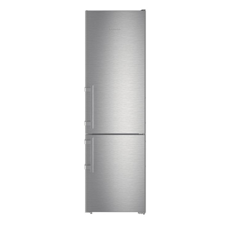 Liebherr CNef 4015 Comfort szabadonálló inox kombinált hűtőszekrény