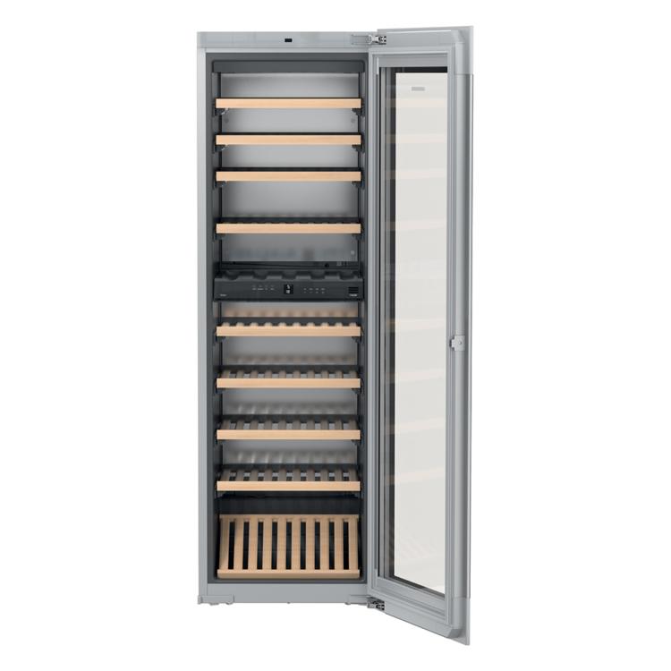 Liebherr EWTgb 3583 Vinidor beépíthető egyajtós kétzónás borhűtő 80/A 177,25-177/585,8/56- cm 283L