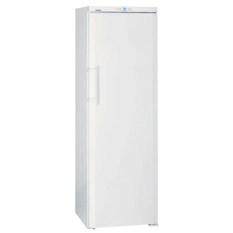 Liebherr GNP3013 Comfort szabadonálló egyajtós fehér NoFrost fagyasztószekrény A++ 184,1/60/63 cm 257L