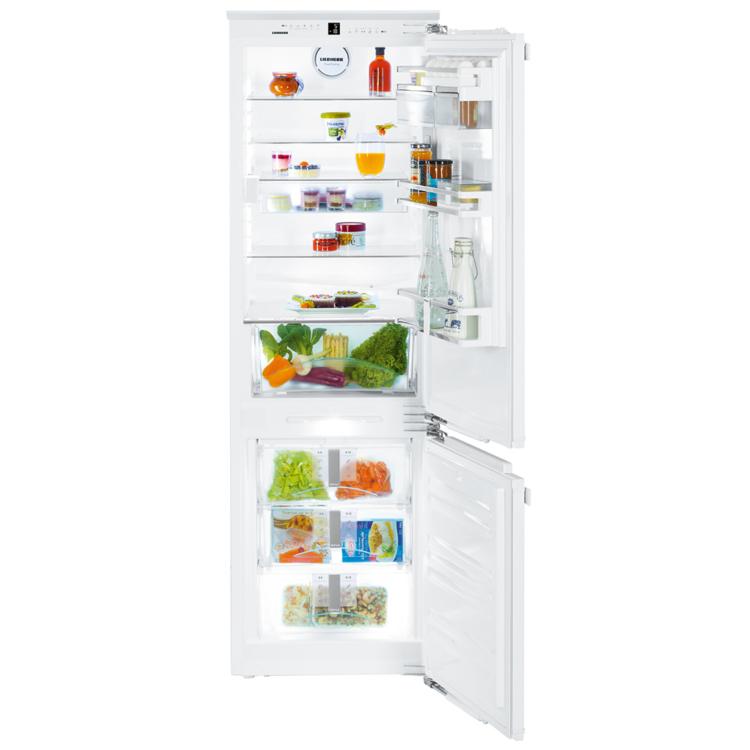 Liebherr ICN 3376 Premium beépíthető kétajtós fehér kombinált hűtőszekrény
