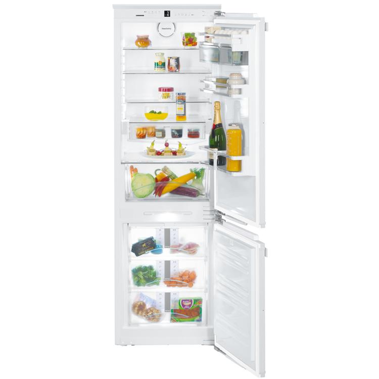 Liebherr SICN 3386 Premium beépíthető kombinált hűtőszekrény