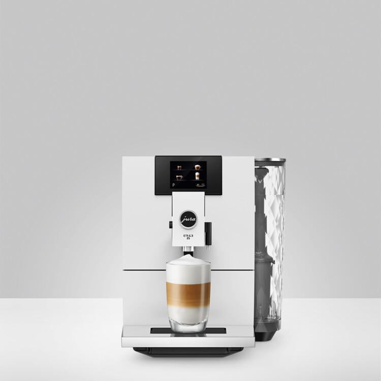 Ena 8 Metropolitan Black kávéfőző szemből