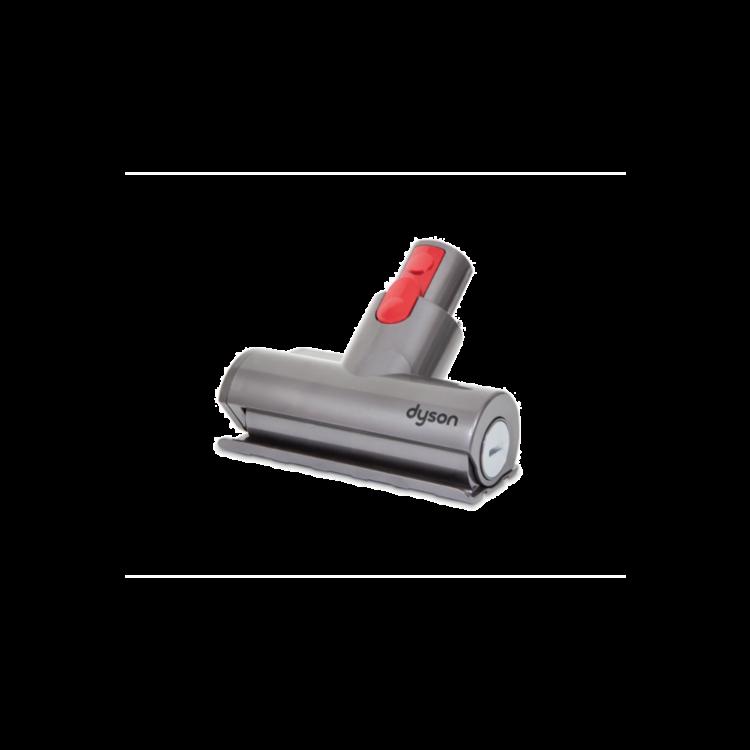 QR Mini motorizált fej (V8 modellekhez)