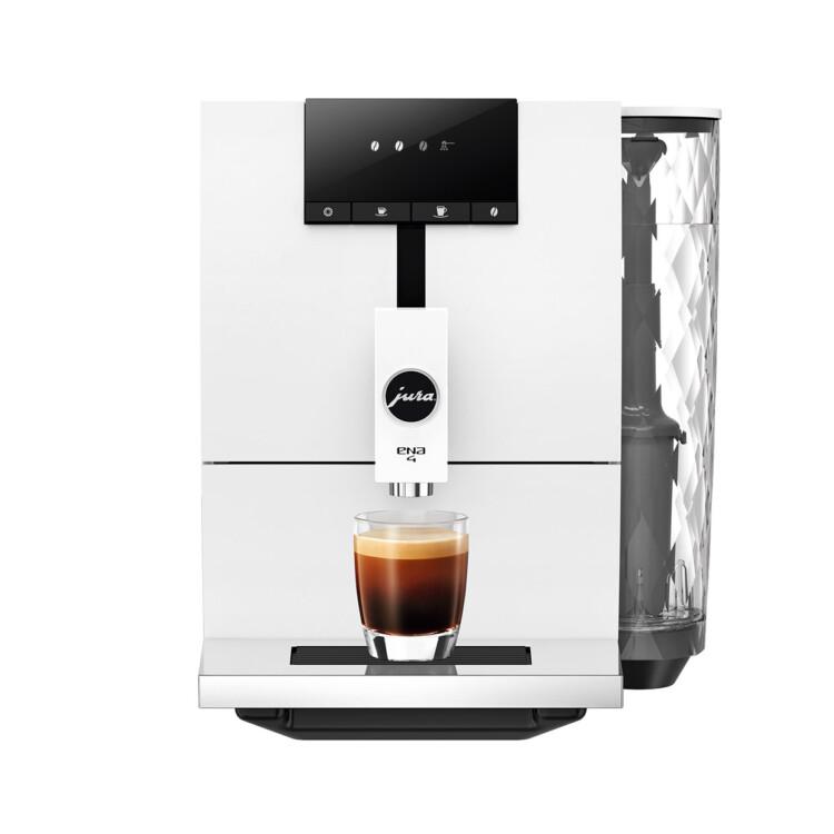 Jura ENA 4 Full White kávéfőző előlről