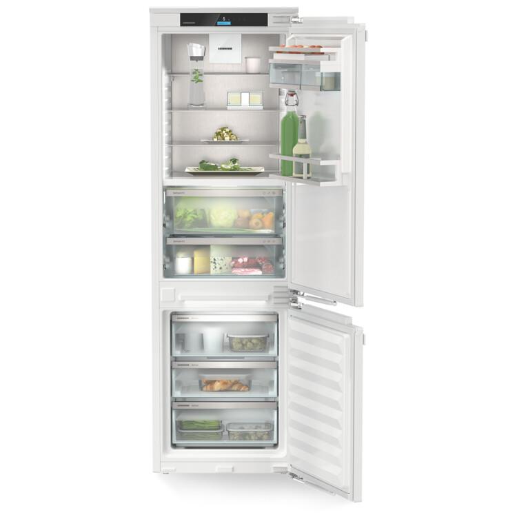Liebherr ICBNd 5153 Prime BioFresh NoFrost Integrálható kombinált hűtő-fagyasztó