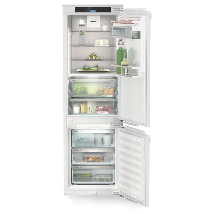 Liebherr ICBNd 5163 Prime Integrálható kombinált hűtő-fagyasztó