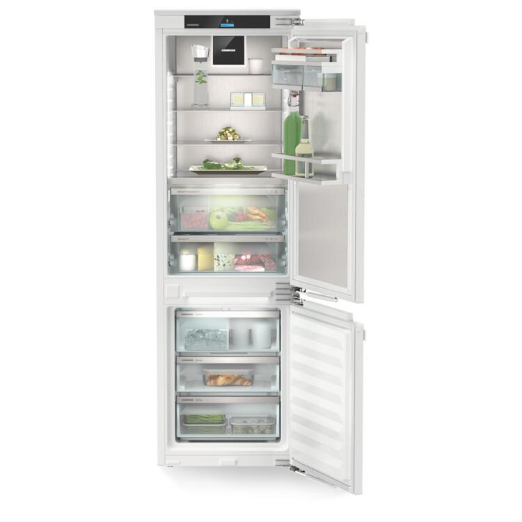 Liebherr ICBNdi 5183 Peak Integrálható kombinált hűtő-fagyasztó készülék