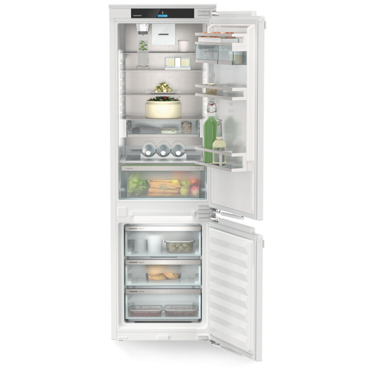 Liebherr ICNdi 5153 Prime Integrálható kombinált hűtő-fagyasztó