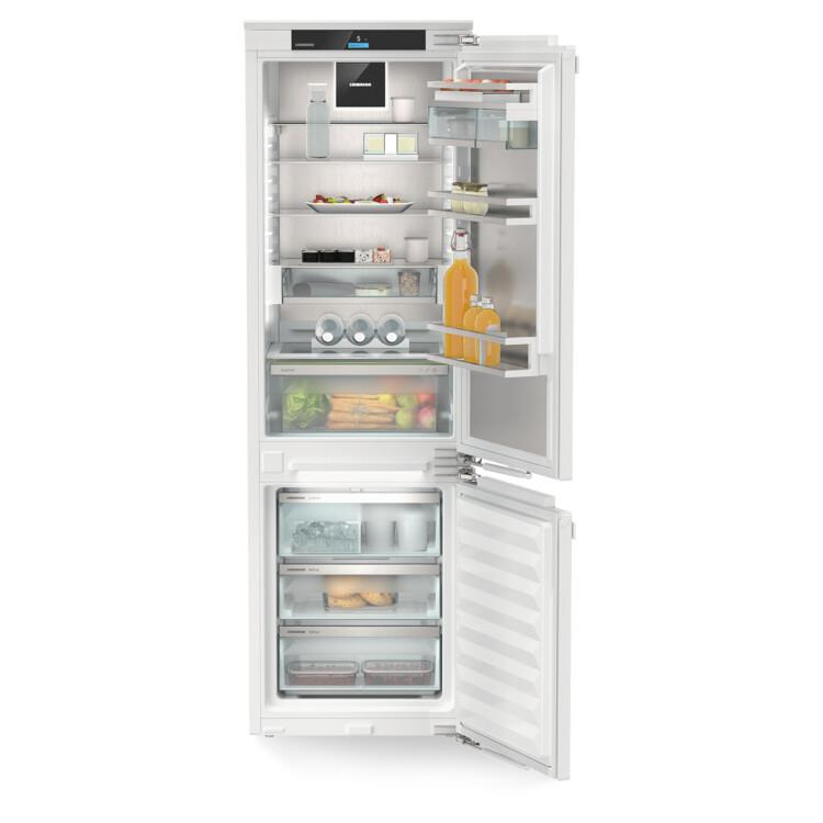 Liebherr ICNdi 5173 Peak Integrálható kombinált hűtő-fagyasztó