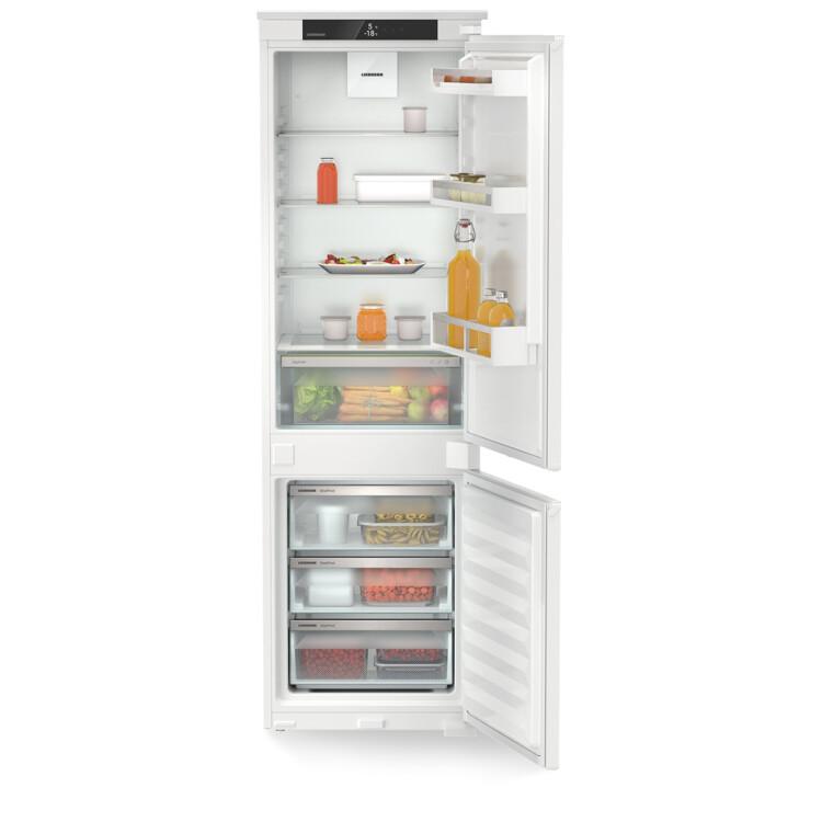 Liebherr ICSe 5103 Pure Integrálható kombinált hűtő-fagyasztó