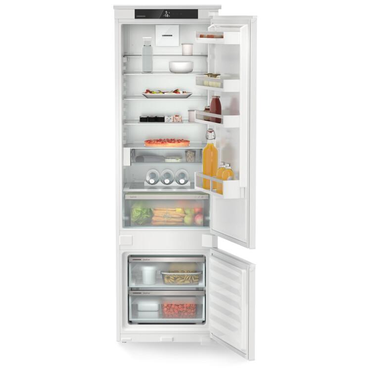 Liebherr ICSe 5122 Plus Integrálható kombinált hűtő-fagyasztó