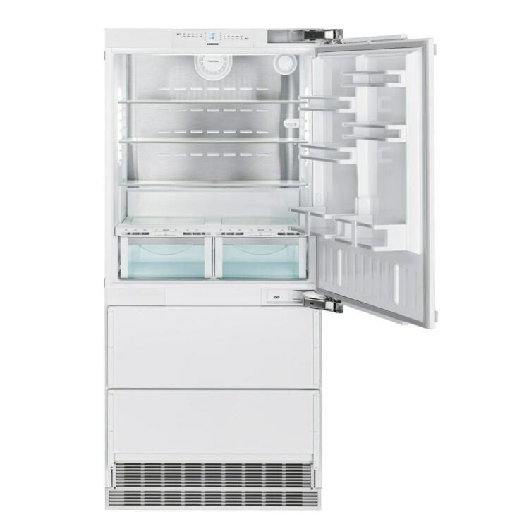 Liebherr ECBN 6156 (001) PremiumPlus beépíthető kombinált hűtő