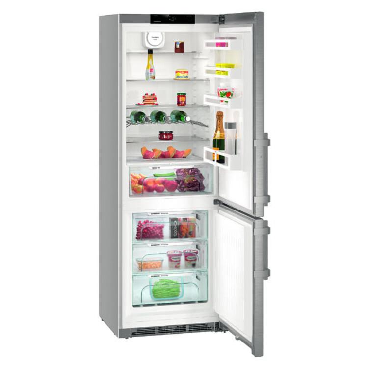 Liebherr CNef 5715 -20 szabadonálló kombinált hűtőszekrény