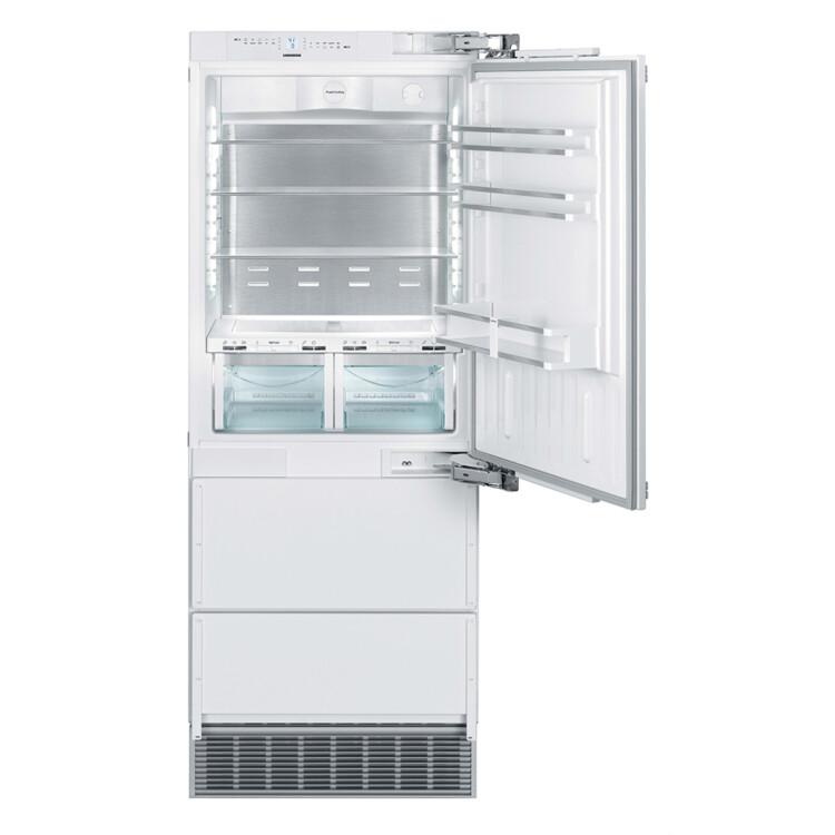 Liebherr ECBN5066-20 (001) PremiumPlus beépíthető fehér kombinált hűtőszekrény