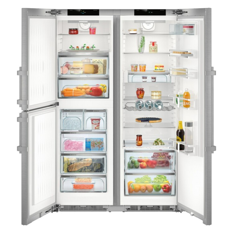 Liebherr SBSes 8483-21 Premium Side-by-side hűtőszekrény