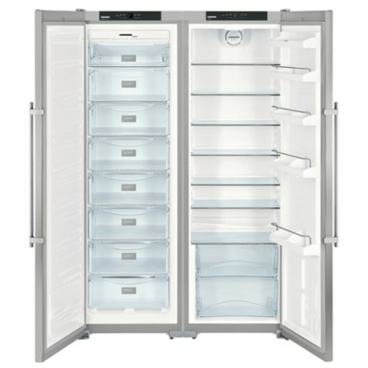 Liebherr SBSesf7212-25 Side-by-side hűtőszekrény