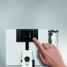 Ena 8 Touch Full Nordic White kávéfőző kijelző