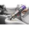 Autókárpit tisztítása a Dyson V11 Absolute Pro porszívóval
