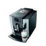 Jura E8 Platin Automata kávéfőző Fekete-Ezüst
