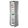 Liebherr CNef 4845 Comfort szabadonálló inox kombinált hűtőszekrény - bemutatótermi darab