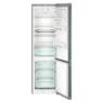 Liebherr CNel 4813 szabadonálló inox NoFrost alulfagyasztós kombinált hűtőszekrény A++ 201,1/60/65,5 cm 338L