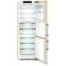 Liebherr CBNPbe 5758 Premium szabadonálló bézs BioFresh NoFrost alulfagyasztós kombinált BluPerformance hűtőszekrény 201/70/66,5cm 381L