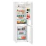 Liebherr CN 4313 szabadonálló fehér kombinált hűtőszekrény