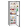 Liebherr CNPel 4313 szabadonálló inox kombinált hűtőszekrény